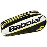 Raqueteira Club X6 Babolat Amarelo