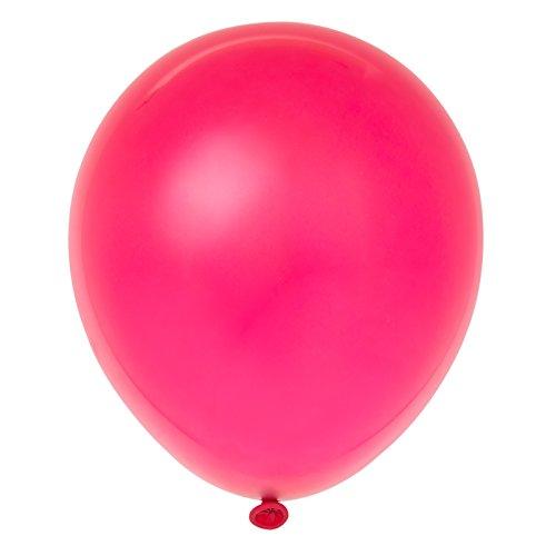 "Latex Balloons, 12"", Magenta, 72 Count"
