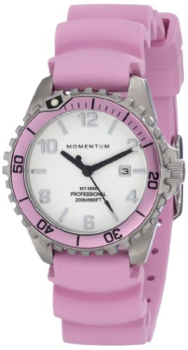 Momentum Women's 1M-DV07WR1R ''Mini'' Stainless Steel Watersports Watch by Momentum