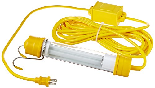 General Manufacturing 1413-2500 The Stubby Fluorescent 13 Watt Work Light with 25-Foot Cord Cord Fluorescent Work Light