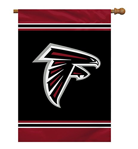NFL Atlanta Falcons 1 Sided House Banner, 28