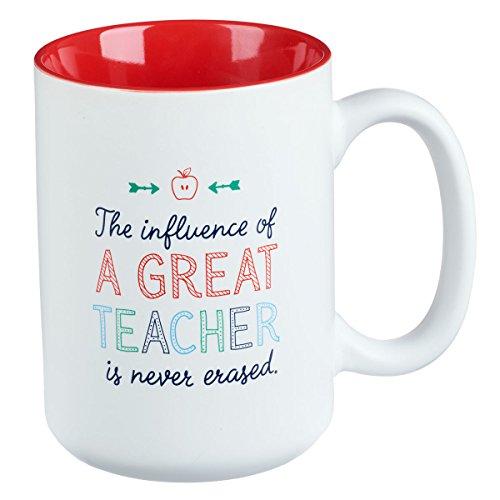 A Great Teacher Coffee Mug]()