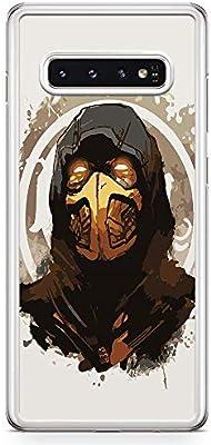 Sub Zero Mortal Kombat Character Samsung S10 Plus Galaxy S10 Plus