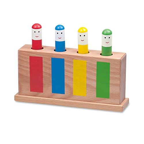 Galt Toys Wooden Retro Pop Up Toy