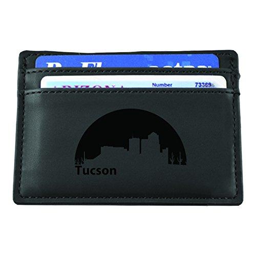 Tucson, Arizona-European Money Clip Wallet-