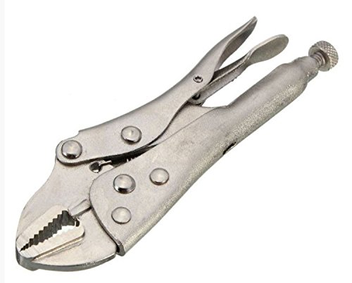 Cutter Curved Jaw - LOCKING VISE-GRIP PLIER Original Curved Jaw Locking Pliers with Wire Cutter 7