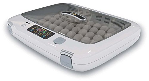 (R-Com MX-50 Plastic/Metal Digital Egg Incubator)