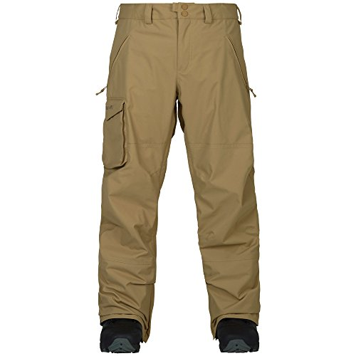 Burton Mens Covert Insulated Snow Pants 2018, Kelp, XXS