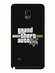 Grand Theft Auto Designed Artful Theme Game For Case Ipod Touch 5 Cover lim Fit Case yiuning's case
