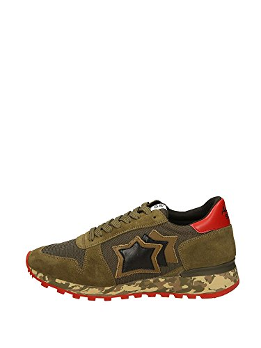 Verde Argo Basse Stars Sneakers Atlantic Uomo vw7qcY