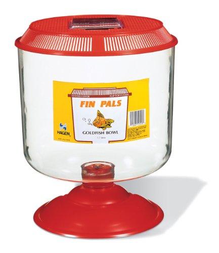 Fin Pals Goldfish Bowl,Colors may vary by Marina