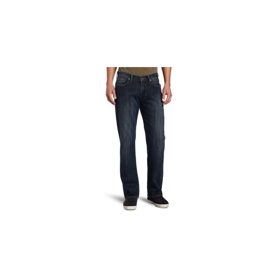 Lucky Brand Mens 361 Vintage Straight Leg Jean in Skyline, Skyline, 31x34