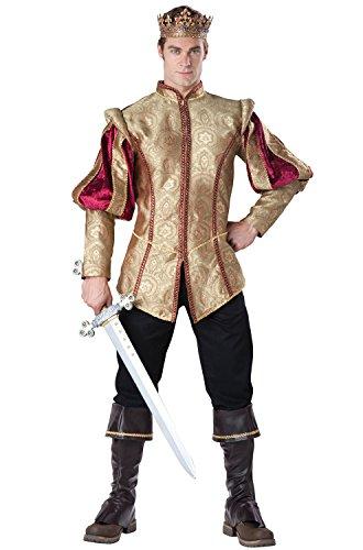 InCharacter Renaissance Prince Adult Costume