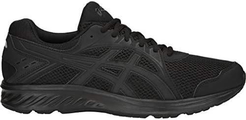ASICS Jolt 2 Men's Running Shoe, BlackDark Grey, 7 D US