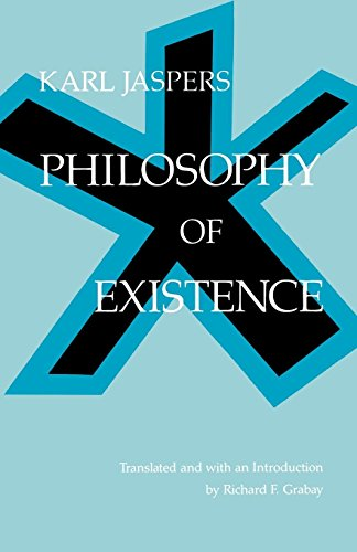 Philosophy of Existence (Works in Continental Philosophy)