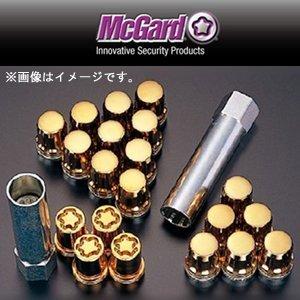 McGard マックガード MCG-65026GD スプラインドライブインストレーションキット M12X1.5 ゴールド MCG-65026GD B01516FUZC