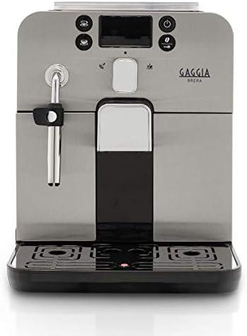 Gaggia Brera RI9305/11 -Máquina de café, color negro/plata: Amazon ...