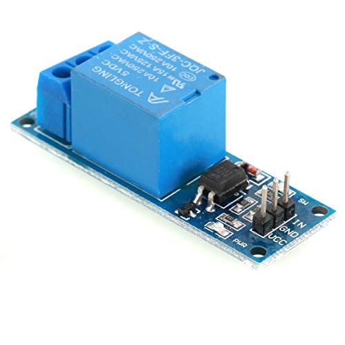 5V 1-Channel Relay Board Module Optocoupler for Arduino PiC ARM AVR