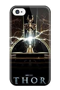Excellent Design Thor 24 Phone Case For Iphone 4/4s Premium Tpu Case