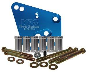 Power Steering Pump Bracket - 8
