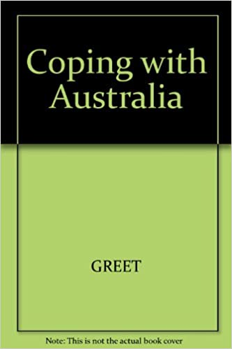 Coping with australia eleanor greet 9780631163770 amazon books m4hsunfo