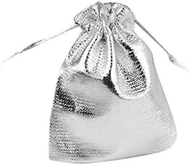 Amazon.com: 25pcs 9 x 12 cm Cordón Voile joyas favor boda ...