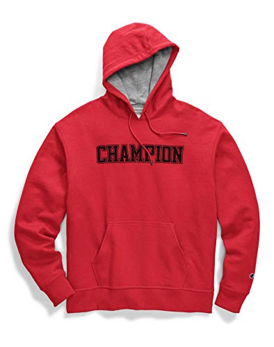 Champion Men's Powerblend Screen Print Hoodie