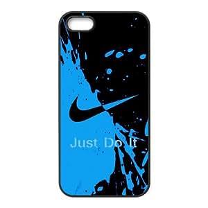Custom Plastic CaseNike just do it Apple iphone 5 &iphone 5s Case