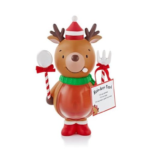 Reindeer Food 2013 Hallmark Ornament ()