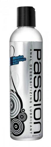 Passion Lubes Maximum Strength Anal Desensitizing Lube, 8.25 fl oz