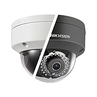 Hikvision USA DS-2CD2122FWD-ISB (2.8MM) Outdoor Dome, 2Mp/1080P, H264, 2.8Mm, Day/Night, 120Db Wdr, Ir (30M), 3-Axis, Alarm I/O, Audio I/O, USD, IP66, Poe/12Vdc, Black Finish