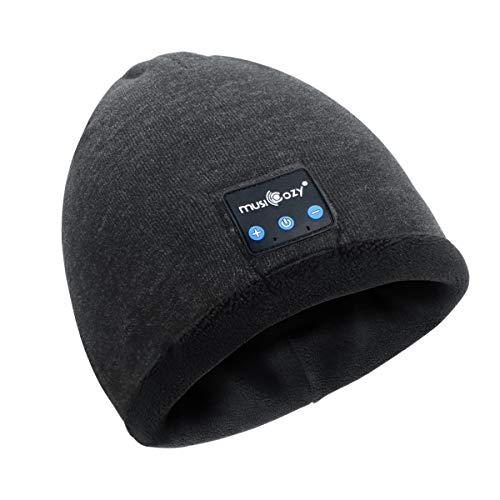 Bluetooth Headband Headphones Wireless Sleep Headphones, Music Sports Headband for Sleeping,Jogging,Workout,Yoga (Black)