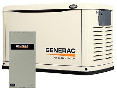 Guardian 3 Phase Generator - 1