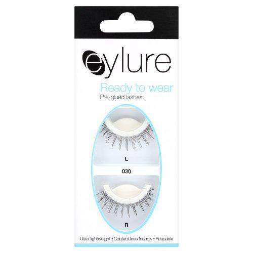 Eylure Ready To Wear Pre Glued False Eyelashes - 030 by Eylure