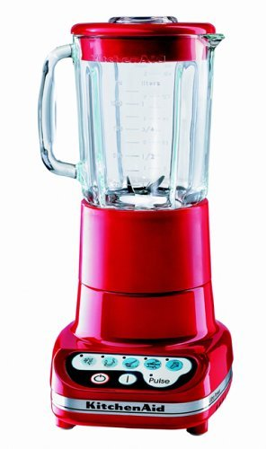 KitchenAid Artisan KSB52BER Blender Red: Amazon.co.uk: Kitchen & Home