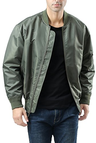 Landing Leathers Force Bomber Jacket