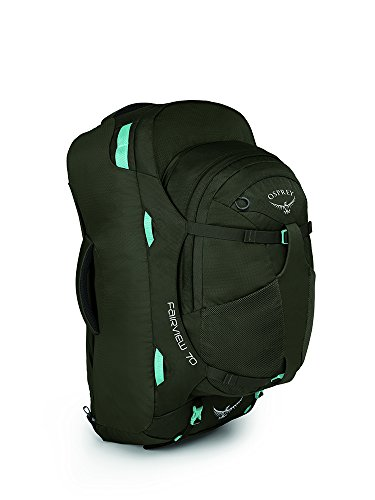 Osprey Packs Fairview 70 Travel Backpack, Misty Grey, Sma...
