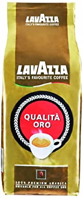 LavAzza Qualita Oro Whole Coffee Beans 8.8 oz