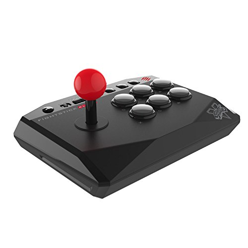 - Mad Catz Street Fighter V Arcade FightStick Alpha for PlayStation4 and PlayStation3