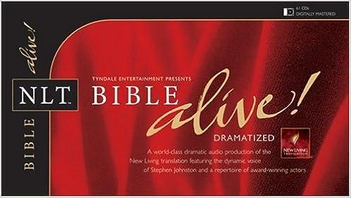 Bible Alive! Dramatized: New Living Translation (NLT Bibles