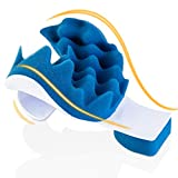 Aquapro Neck and Shoulder Relaxer Cervical Pillow Neck Traction Device for Pain Relief
