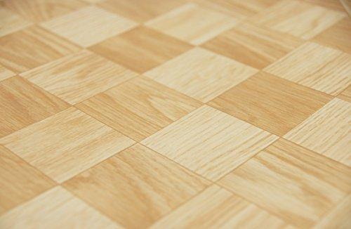 Fußboden Zum Aufkleben ~ 50 vinyl boden fliesen licht einfachen kleinen braun parkett