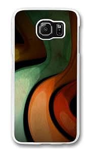Graffiti Art Polycarbonate Hard Case Cover for Samsung S6/Samsung Galaxy S6 Transparent Kimberly Kurzendoerfer