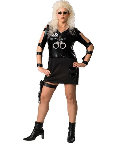Beth the Bounty Hunter Costume-adult Costume - Standard