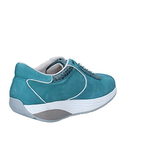 MBT Chaussures Bleu Gymnastique de Femme xwgTPqf