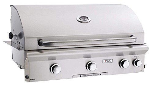 AOG American Outdoor Grill 36PBL L-Series 36 inch Built-in Propane Gas Grill Rotisserie Kit