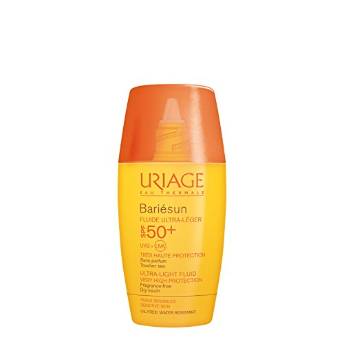 Bariesun by Uriage Eau Thermale Solaire Ultra Light Fluid SPF50+ For Sensitive Skin ()
