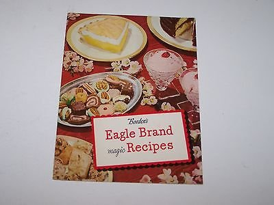 Vintage 1946 Borden's Eagle Brand Magic Recipes ()