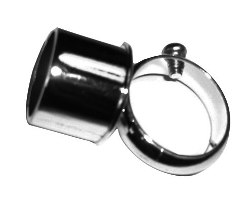 Barclay 331-CP Connecting Loop Fitting Miscellaneous Bath