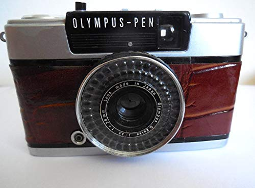 Olympus Pen EE 2 1970s 35mm Half Frame Film Camera D.Zuiko Lens, New ()